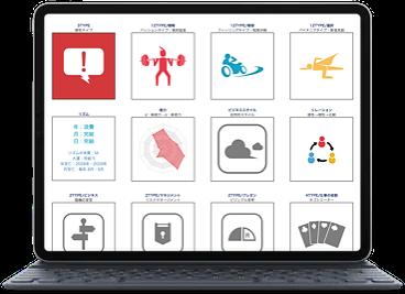 マーケティング戦略構築ツール〔LBA〕